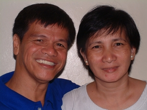 Joe & Beth Gonzales (Philippines) small