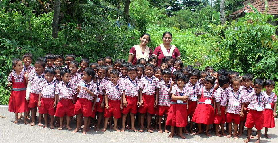 3. Gataprabha 75 children