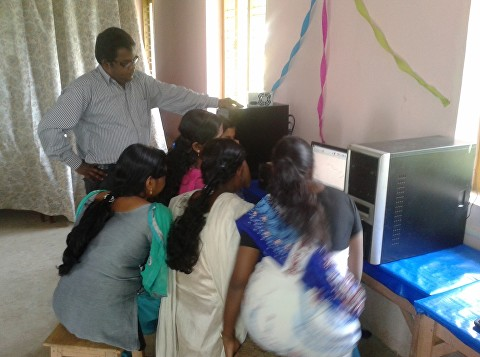 Pic 2 -Computer class