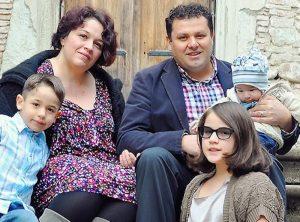 Liviu and family