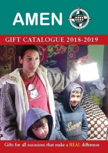 AMEN Gift Catalogue